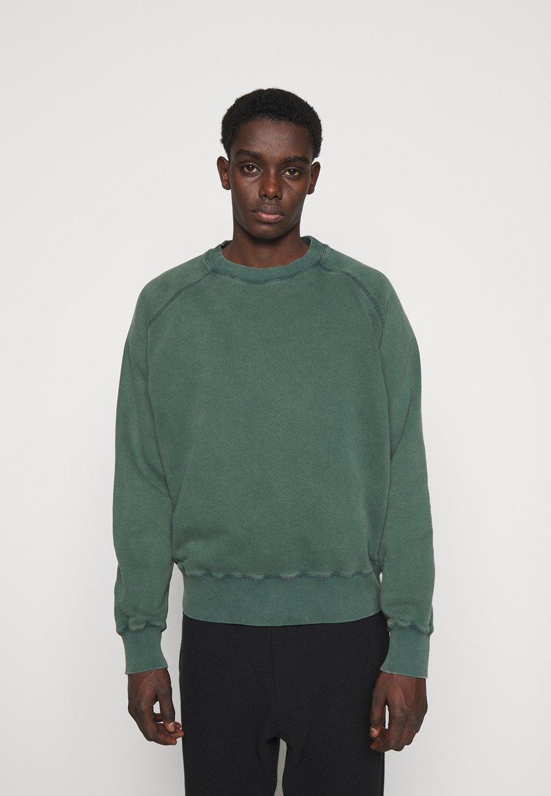 oftt - HEAVYWEIGHT RAGLAN - Sweatshirt - green