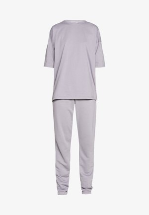 EXCLUSIVE SET - Tracksuit - lilac gray