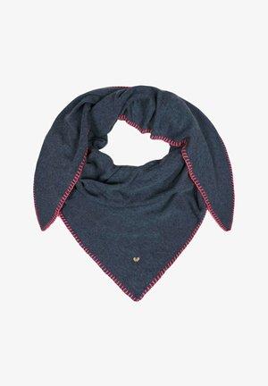 Foulard - jeansblau/pink