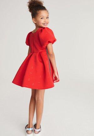 baker  - Day dress - red