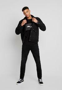 Jack & Jones - JCOBAMBOE TEE - Långärmad tröja - black - 1