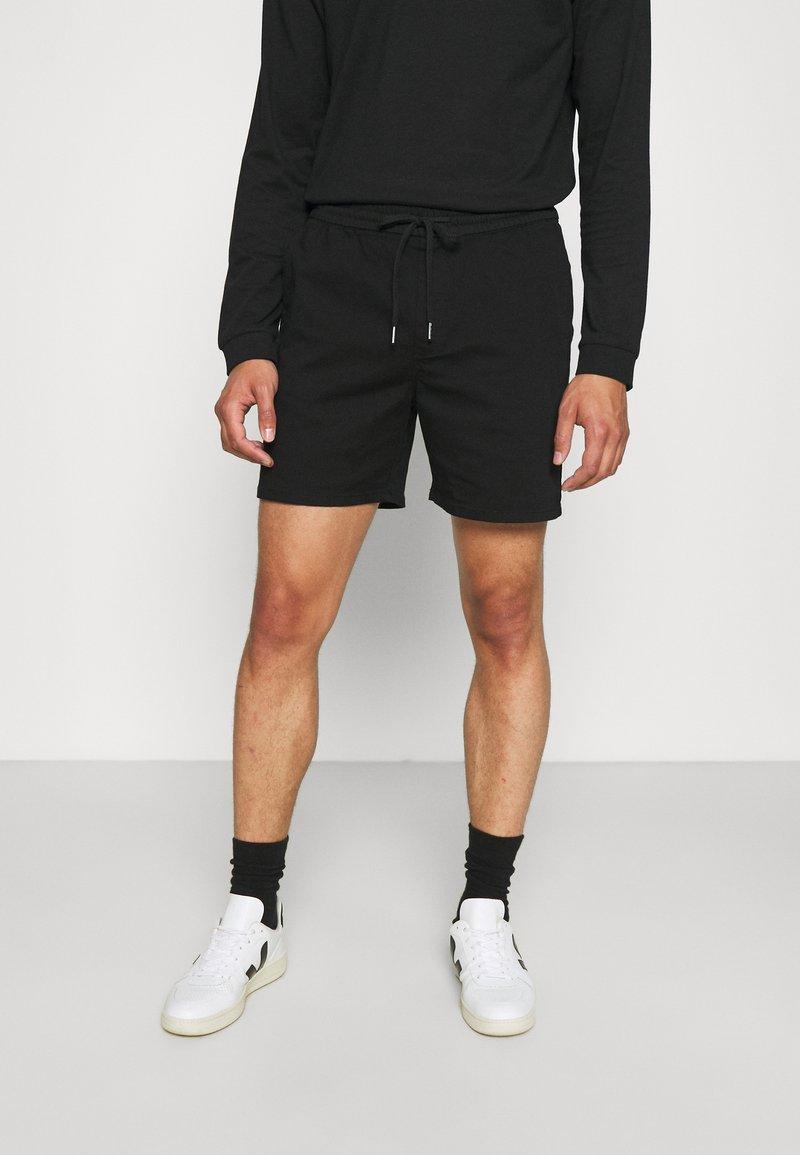 Redefined Rebel - RRJOHAN - Shorts - black