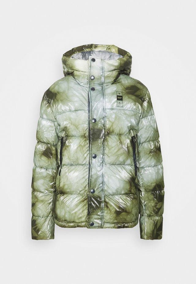 JACKET - Down jacket - oliv