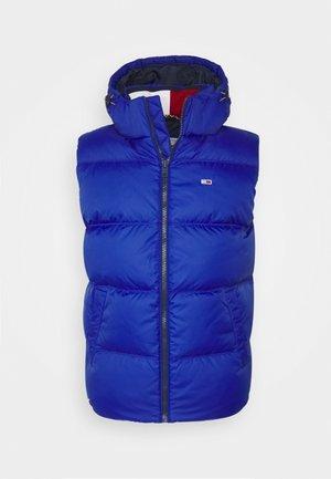 PADDED VEST UNISEX - Waistcoat - providence blue