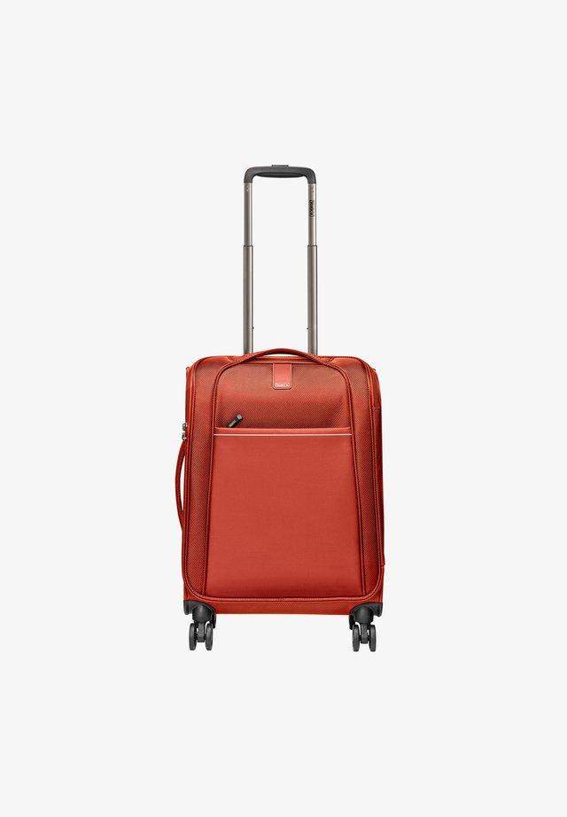 UNBEATABLE 4.0 - Wheeled suitcase - orange