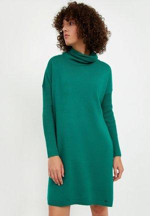 Jumper dress - green