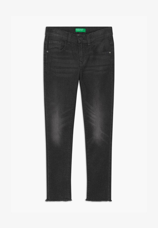 KEITH KISS GIRL - Jeans Skinny - black