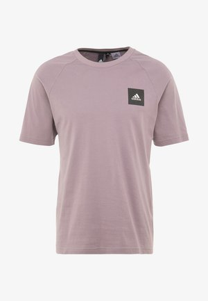 TEE - Print T-shirt - legacy purple