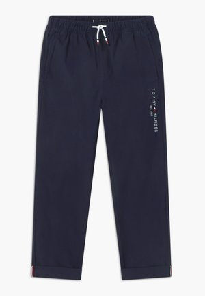 PULL ON PANTS - Trousers - blue