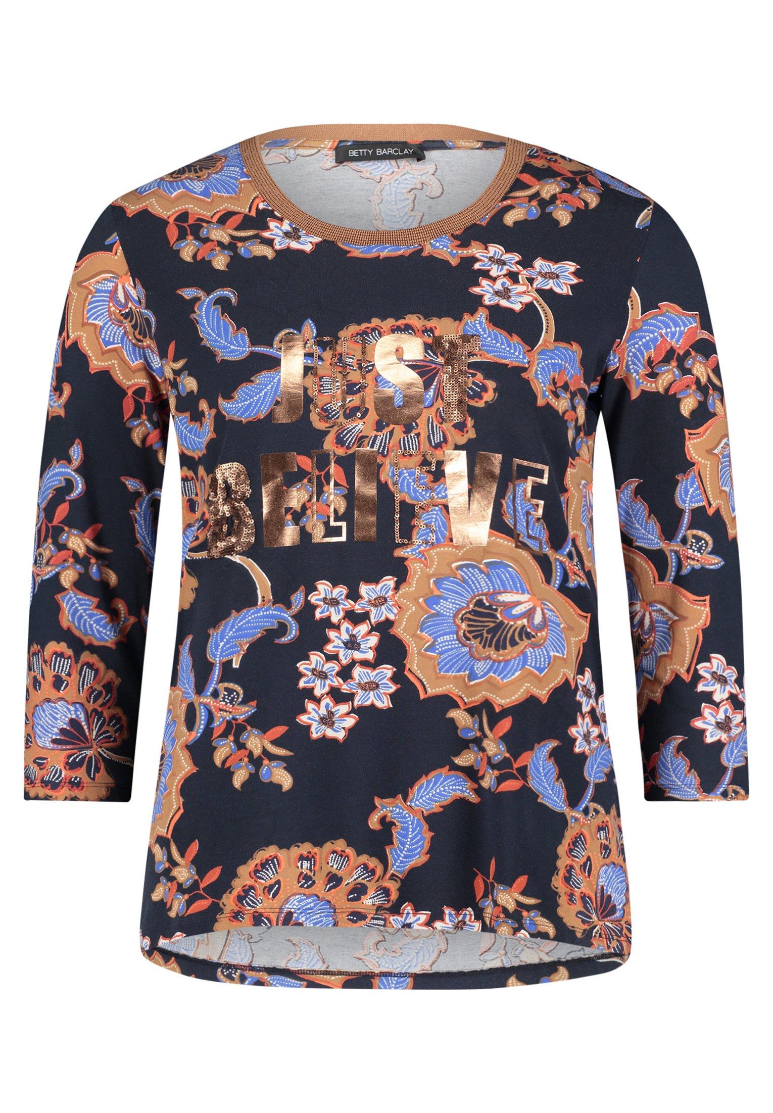 Damen MIT PAILLETTEN - Langarmshirt