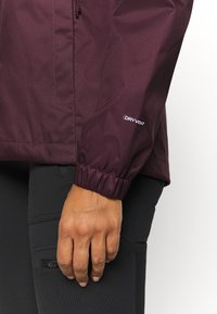 The North Face - QUEST JACKET - Hardshell jacket - root brown - 3