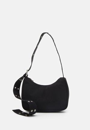 SPACE MINI HANDBAG - Across body bag - black