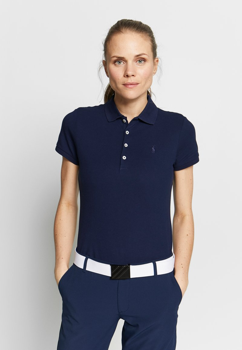 Polo Ralph Lauren Golf - KATE SHORT SLEEVE - Funkční triko - navy