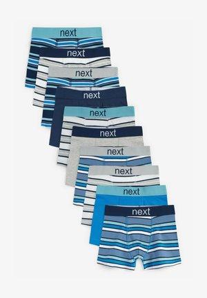 10 PACK  - Pants - blue