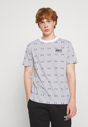 MINORI - Print T-shirt - white