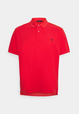 SHORT SLEEVE - Polo shirt - racing red