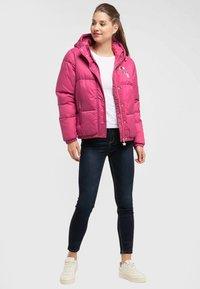myMo - Winter jacket - rose - 1