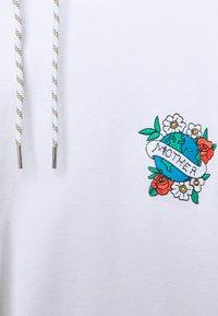 Quiksilver - MOTHER HOODY - Felpa con cappuccio - white - 2
