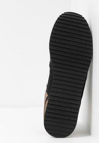 DKNY - MARLI - Nazouvací boty - black/bronze - 6