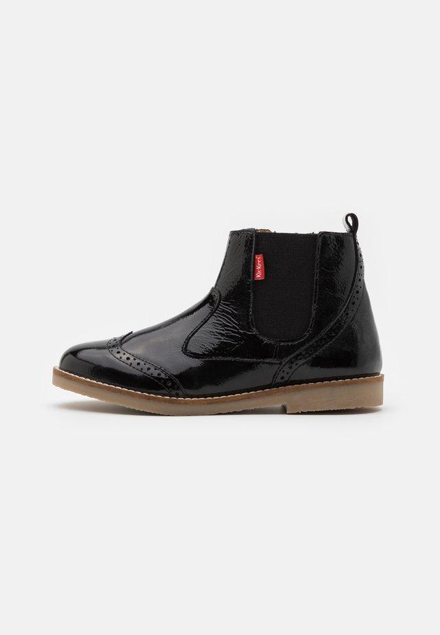 TYLDA - Kotníkové boty - noir