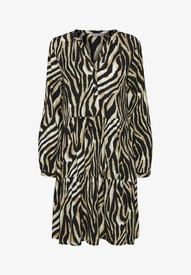 BYISOLE - Day dress - black combi 7