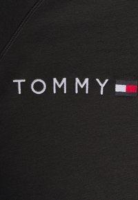 Tommy Hilfiger - ORIGINAL TRACK - Haut de pyjama - black - 5