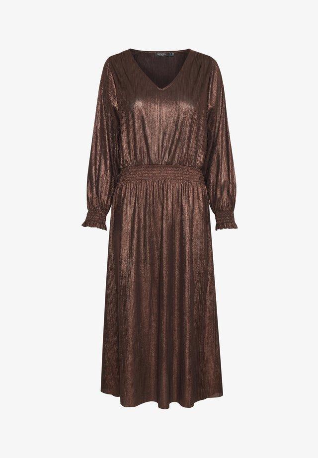 SLMIEKO  - Vestido de cóctel - copper