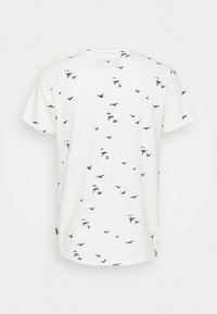 INDICODE JEANS - MCFARLAND - T-shirt med print - offwhite - 1