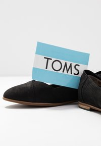 TOMS - JULIE - Ballet pumps - black - 7