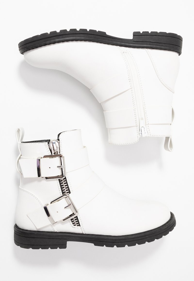 Friboo - Stivaletti - white