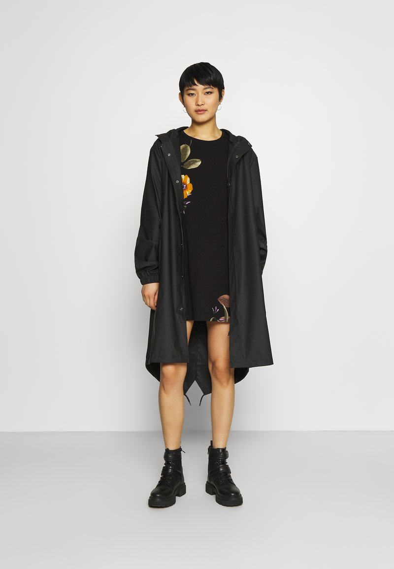 Desigual - Jersey dress - black