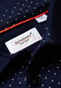 Superdry - CITY  - Polo shirt - royal blue - 4