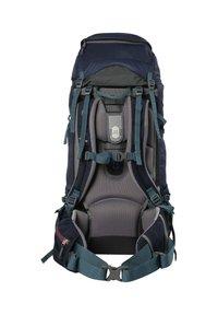Deuter - COMPETITION 45 + 10 SL - Hiking rucksack - marine - 1