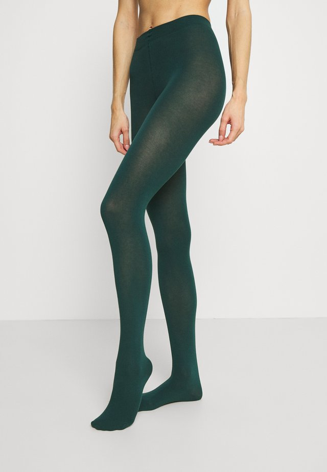 SENSUAL - Tights - mystic green