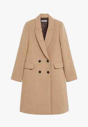 DALI - Płaszcz wełniany /Płaszcz klasyczny - open beige