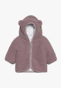Name it - NBFMAUV JACKET - Winter jacket - woodrose - 0