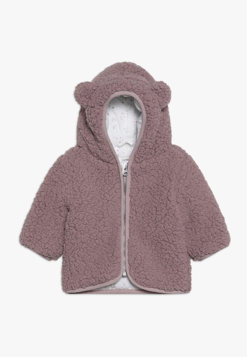 Name it - NBFMAUV JACKET - Winter jacket - woodrose