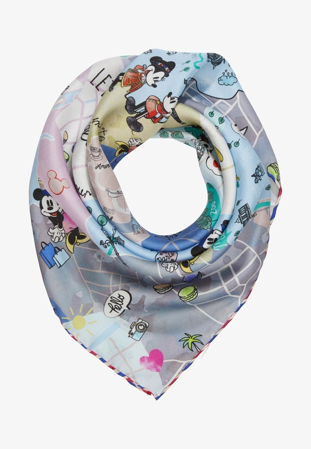 DISNEY X CODELLO - Foulard - light grey