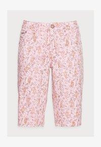 Cream - Shorts - cameo pink fleur - 4