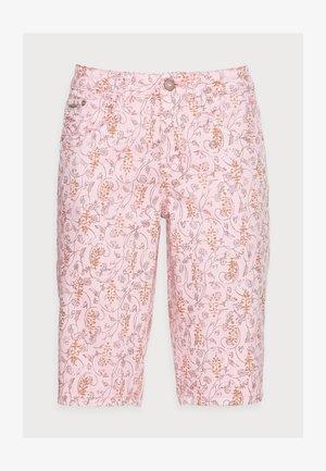 Kraťasy - cameo pink fleur