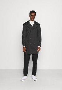 Selected Homme - SLHSANDER - Trenchcoat - black - 1