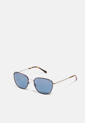 Sonnenbrille - shiny silver-coloured