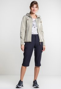 Luhta - ARVIDILA  - Outdoor shorts - dark blue - 1