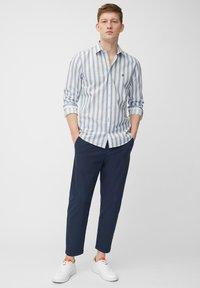Marc O'Polo - Shirt - mazarine blue - 1