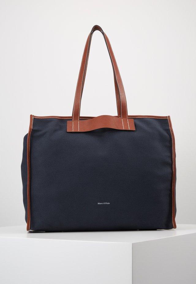 Shopping bag - true navy