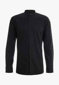 HUGO - ENRIQUE - Zakelijk overhemd - black - 3