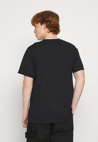 Vintage Supply - VINCENT ART PRINT TEE - Print T-shirt - black - 2