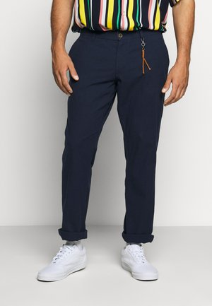 JJIMARCO - Trousers - navy