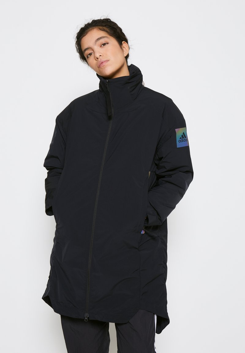 adidas Performance - MYSHELTER 4IN1 PARKA - Parkatakki - black
