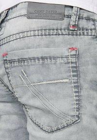 Camp David - Denim shorts - jogg grey - 6